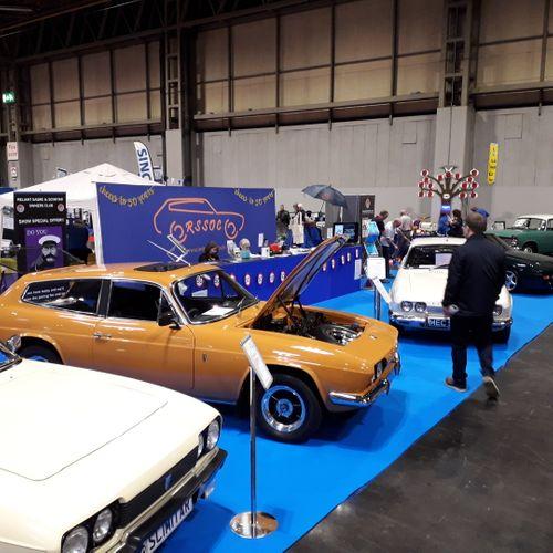 NEC Classic Car Show - November 12-14th