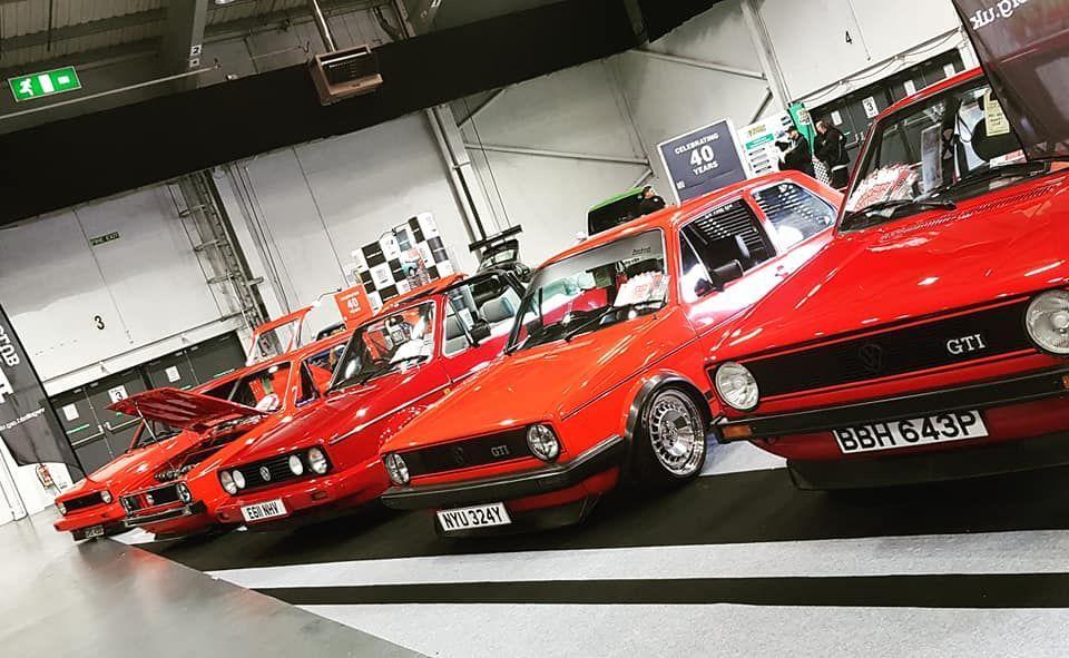 Celebrating 45 Years of the Mk1 Golf GTI