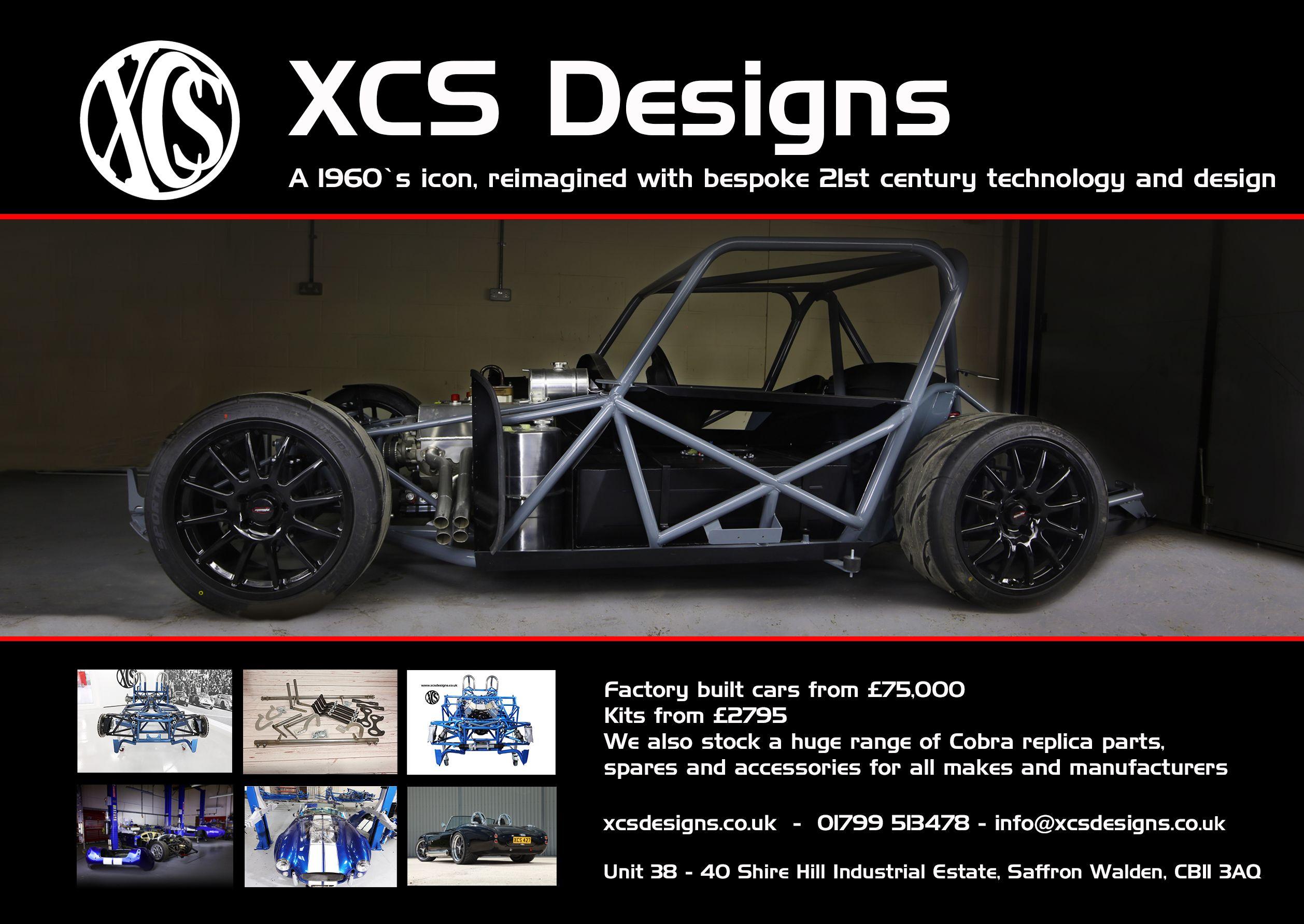 XCS Designs Flyer