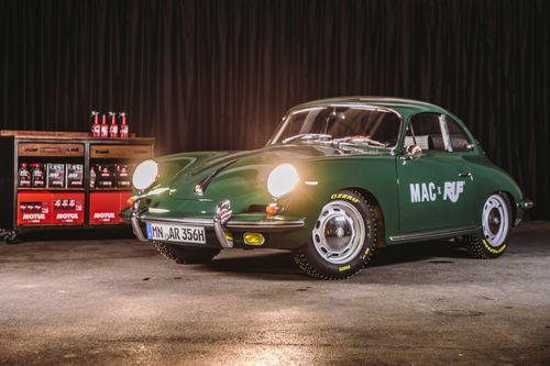 Motul steps up to become Official Lubricant Partner of the Lancaster Insurance Classic Motor Show, with discovery+
