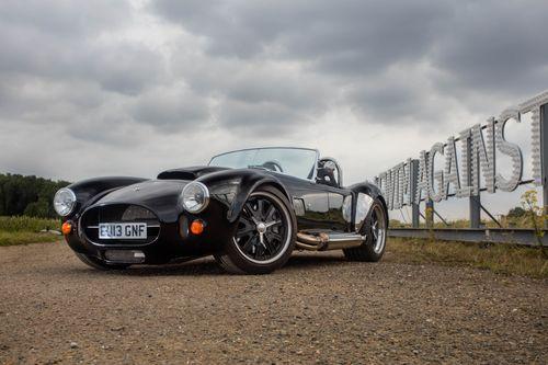 XCS Cobra Round Tube Factory built car