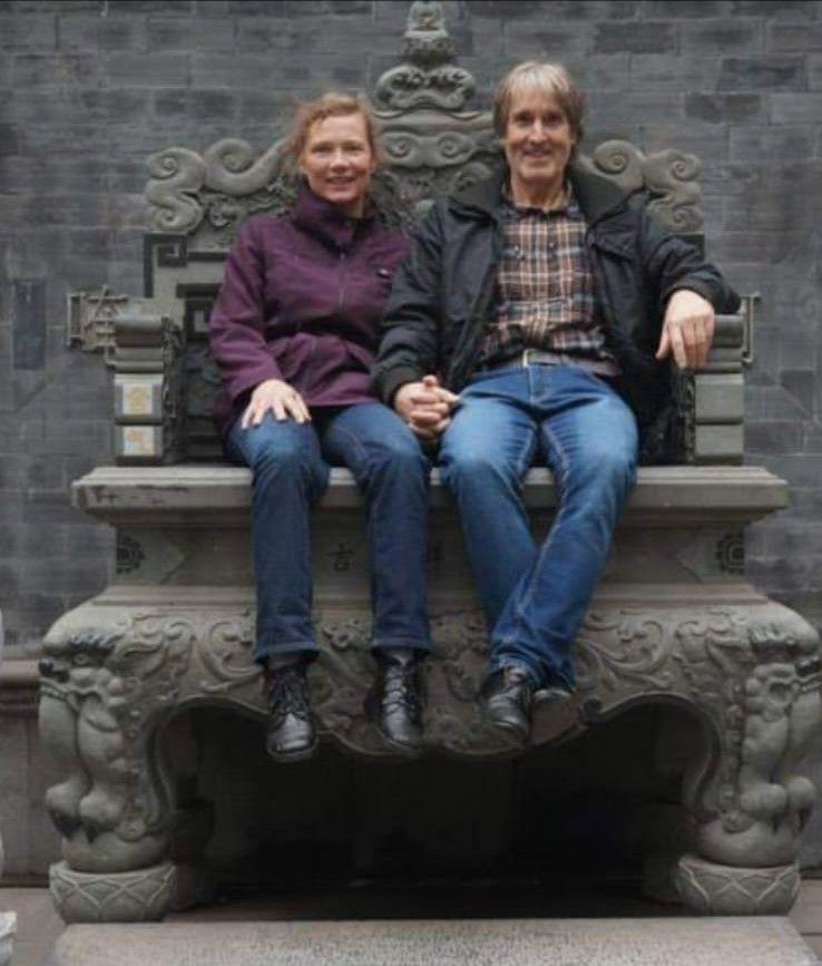 Eric & Anna Greenall