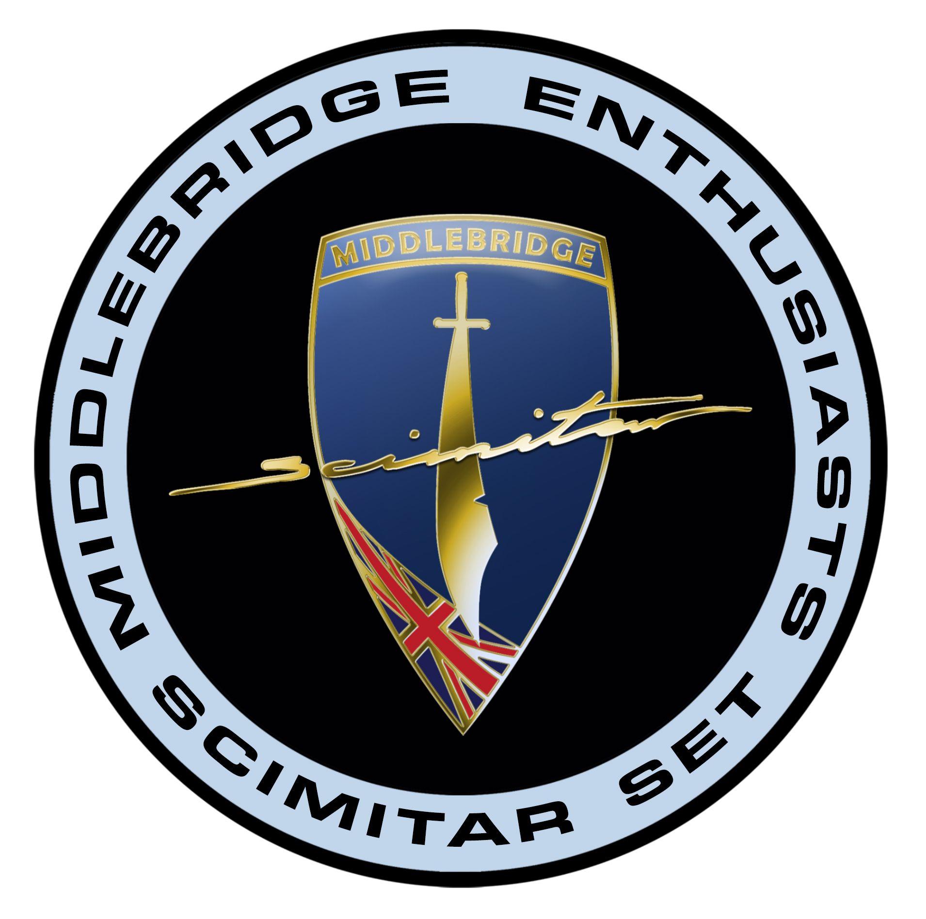 Middlebridge Enthusiasts Scimitar Set