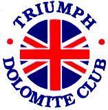 Triumph Dolomite Club