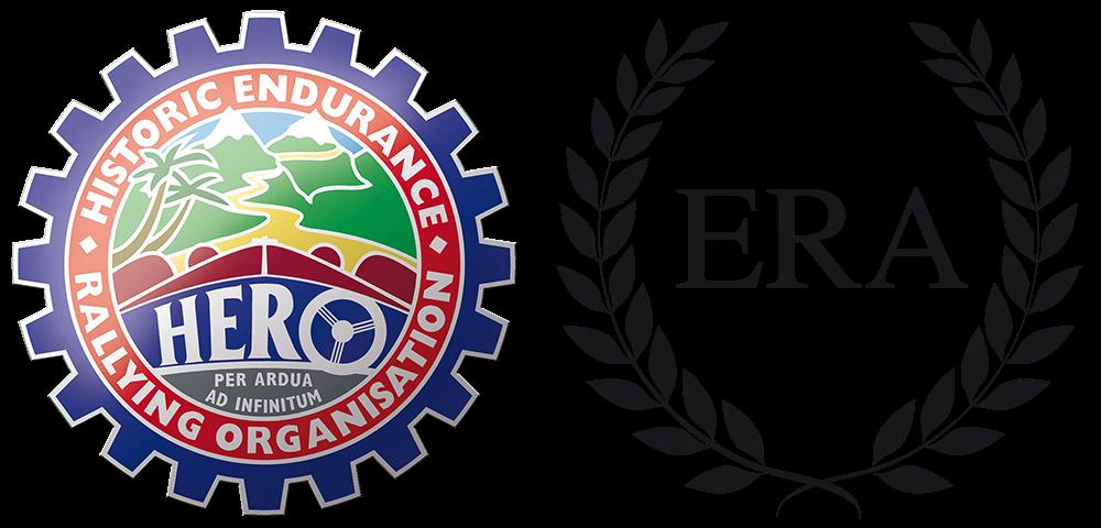 Historic Endurance Rallying Organisation logo