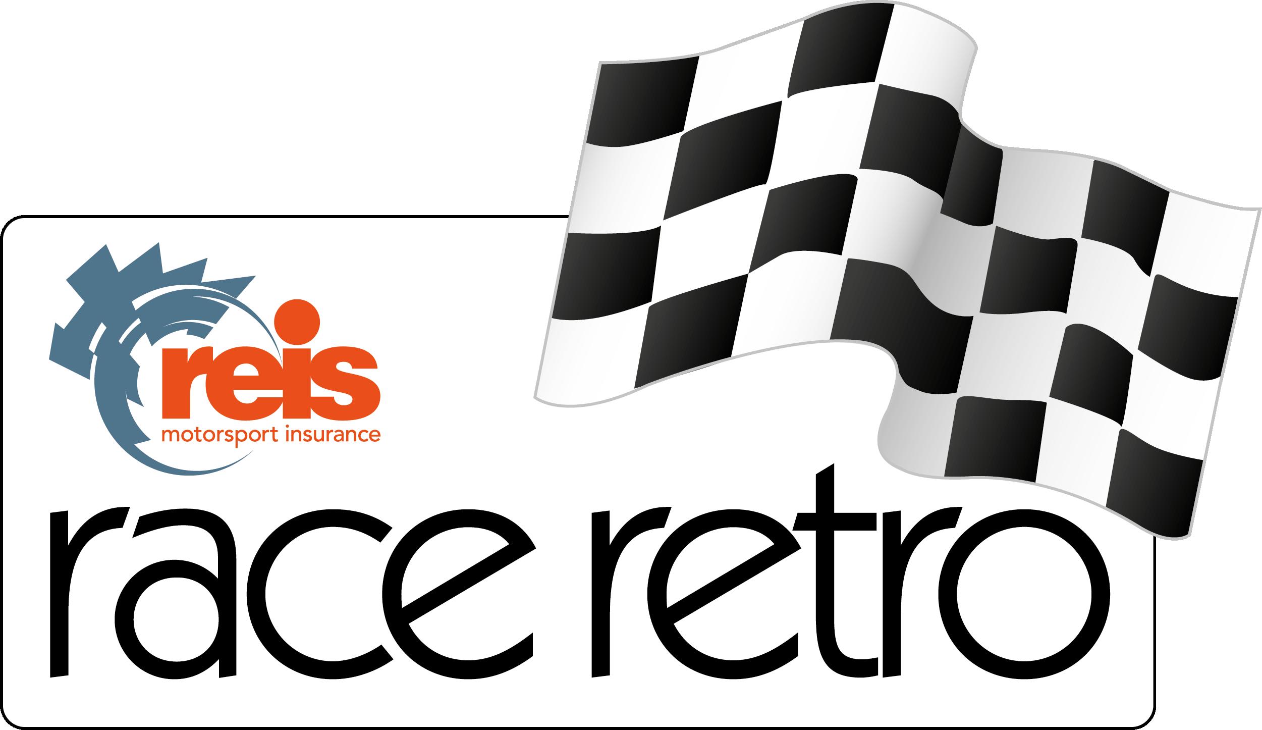 Race Retro Logo