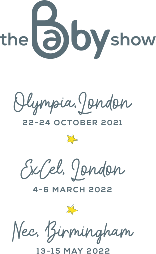The Baby Show Logo Dates