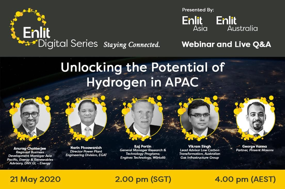 Unlocking the potential of hydrogen APAC