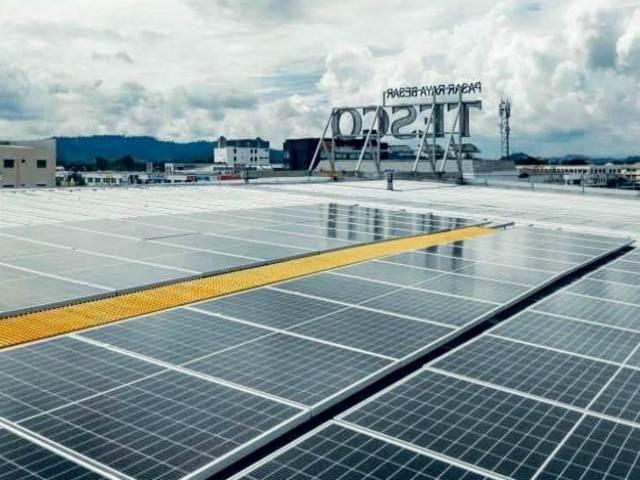 Tesco Malaysia powers 15 stores with solar energy
