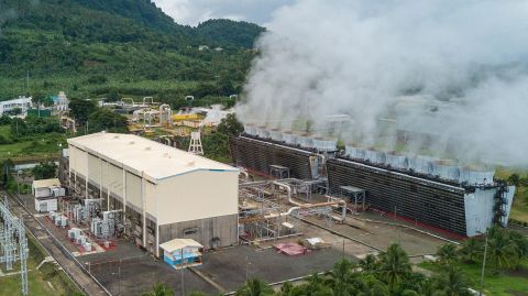 Mitsubishi Power to upgrade Philippines geothermal plant