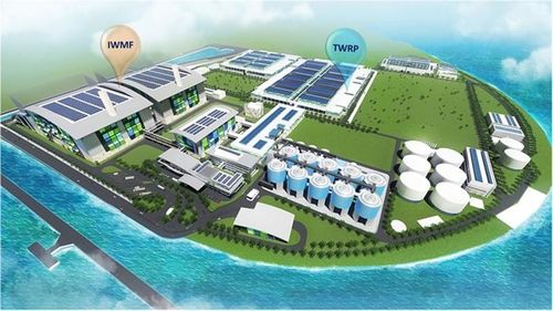 Go ahead for $1.5bn waste-to-energy plant at Singapore's flagship environmental facility