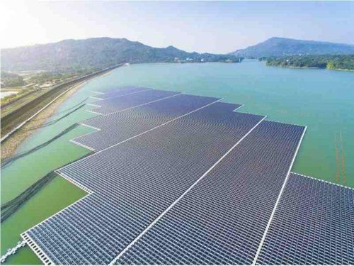 Indonesia to receive first-ever floating solar plant