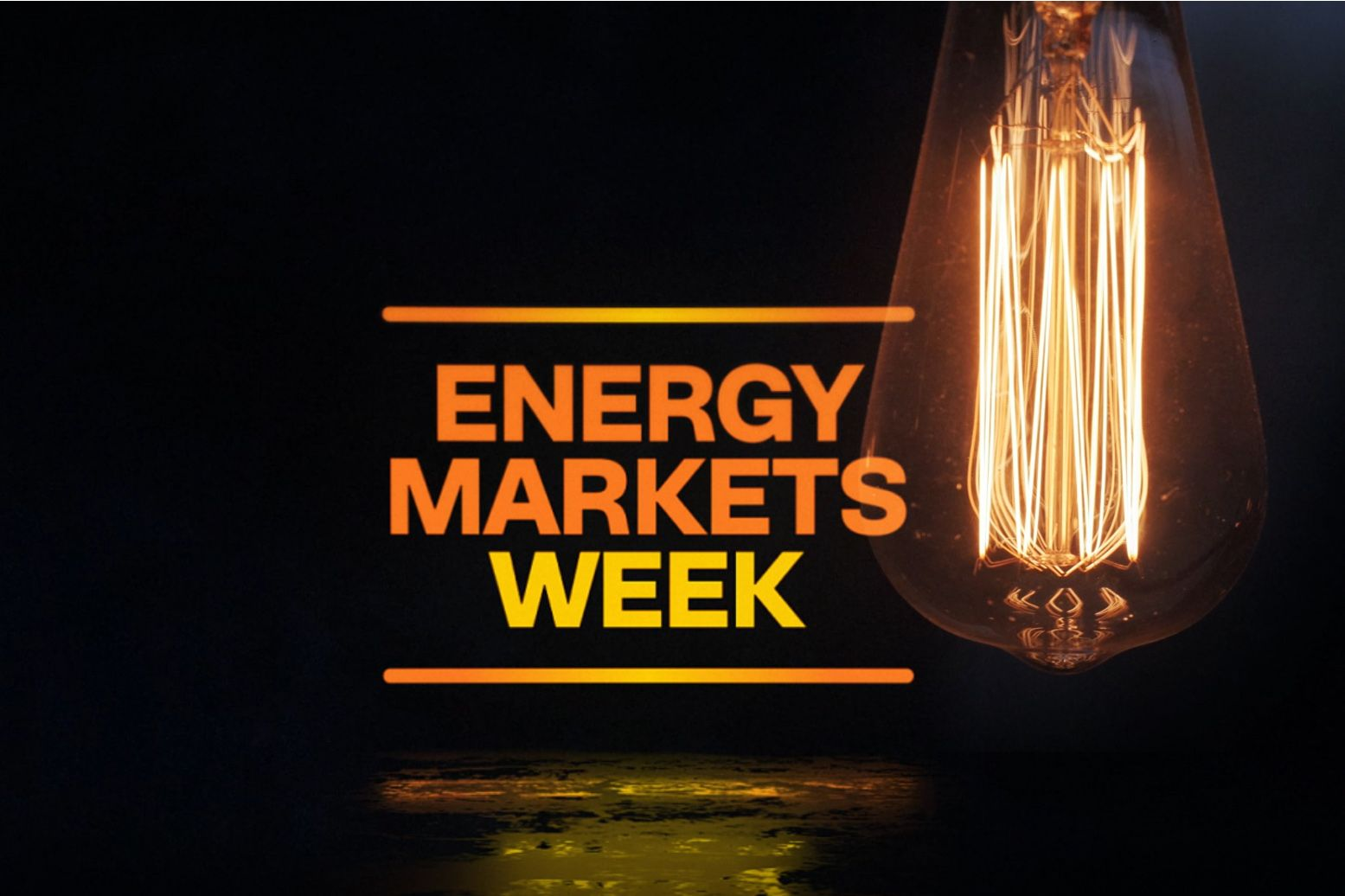 Energy Markets Week (on demand)