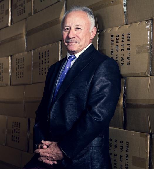 Stel Stylianou, CEO of Dromex
