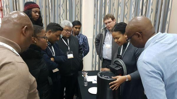Technology Presentation at South Africa TAG 5
