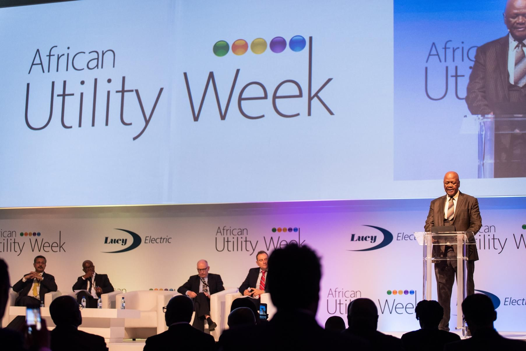 African Utility Week and POWERGEN Africa partners with South African Ministry of Energy