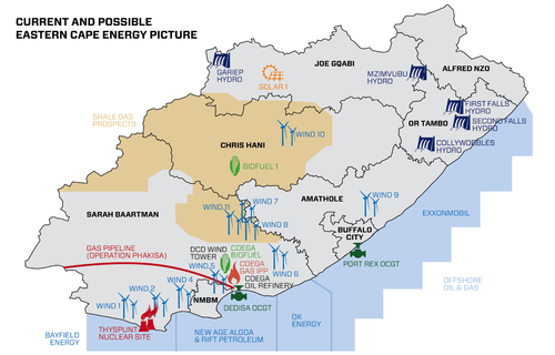 Eastern Cape poised for exciting Energy Developments
