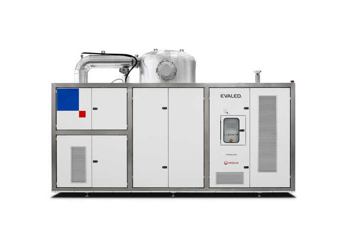 EVALED® evaporation technologies for wastewater treatment