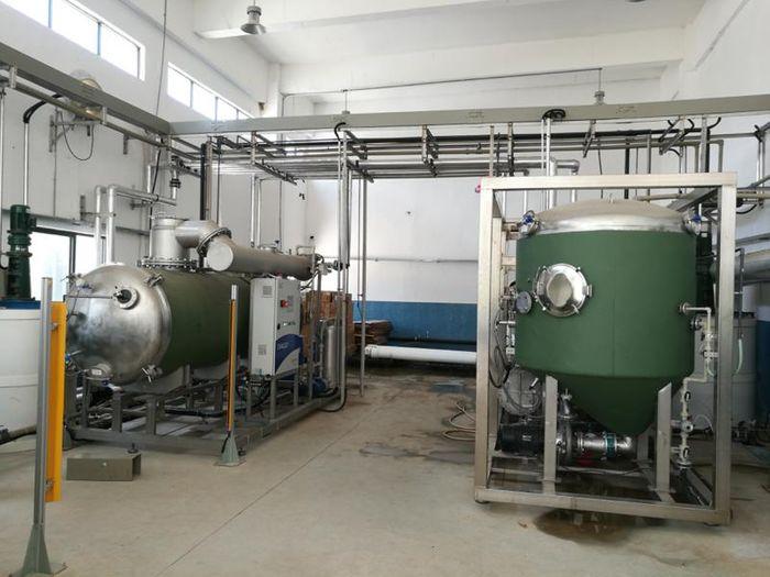 Evaled® evaporators for the landfill leachate treatment