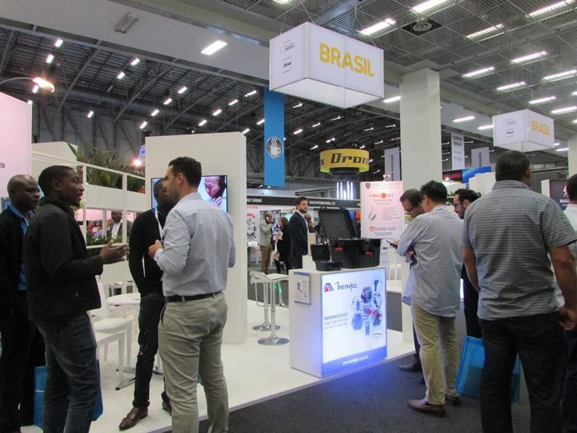 Brazilian delegation participation at African Utility Week 2019 is expected to generate more than $ 5 million in business