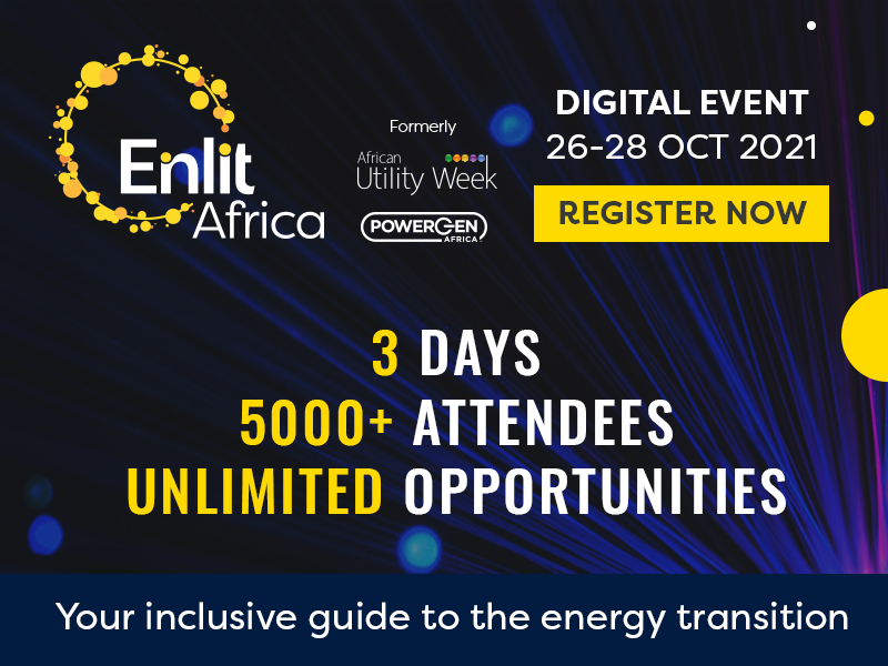 Enlit Africa is back in October as continent prepares for COP26
