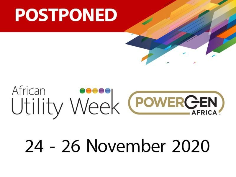 Clarion Events Africa reschedules African Utility Week and POWERGEN Africa to November