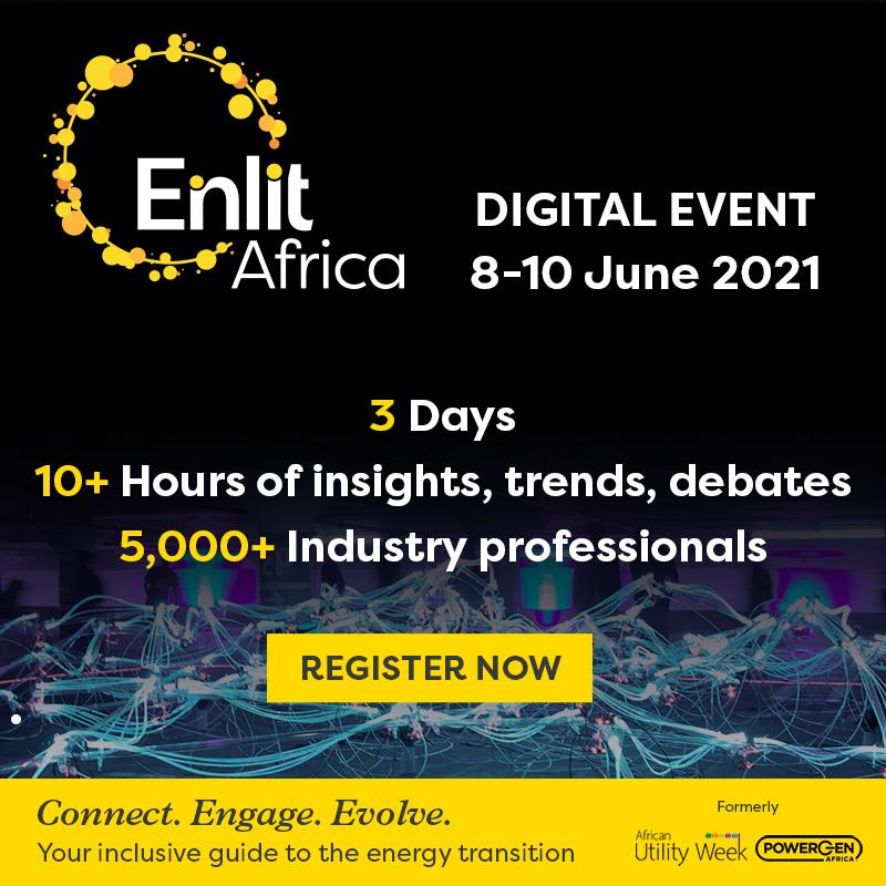 Energy minister Mantashe and Eskom chairman Makgoba confirmed for Enlit Africa on 8 June