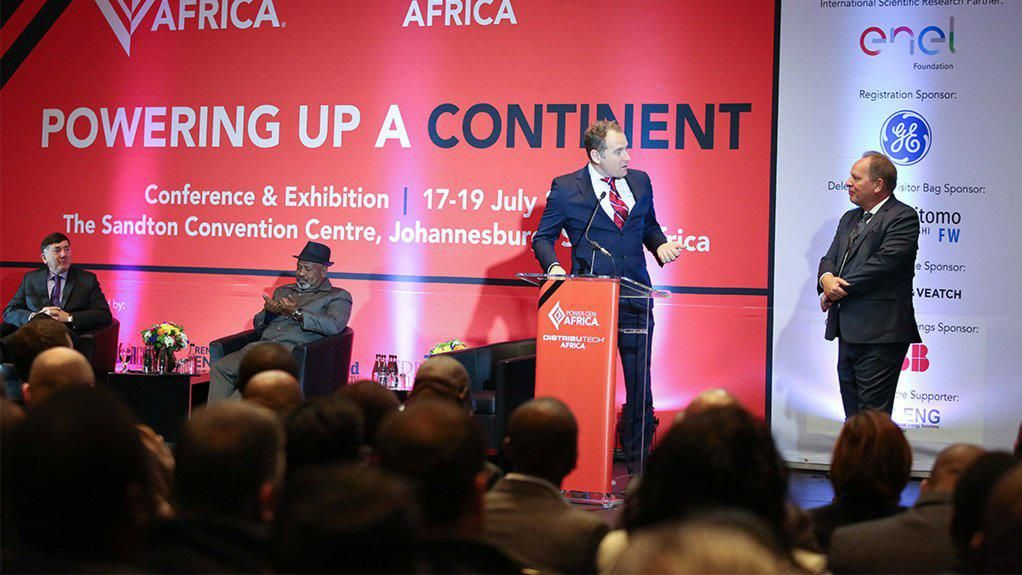 POWER-GEN & DistribuTECH Africa to co-locate with African Utility Week in 2019