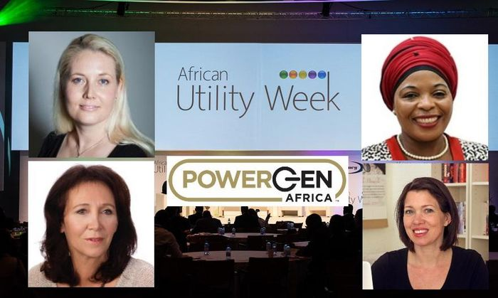 Women in the power sector say you need a thick skin, a good sense of humour and it's not so much an issue anymore