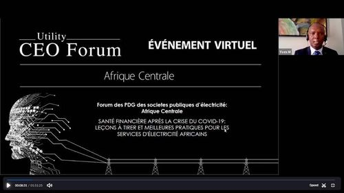 Oracle Utilities, Conlog, Nyamezela and Eaton support Utility CEO Forum: Central Africa with focus on financial sustainability