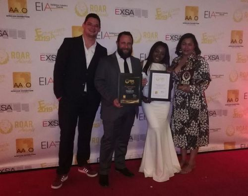 African Utility Week & POWERGEN Africa wins AAXO ROAR Awards again!