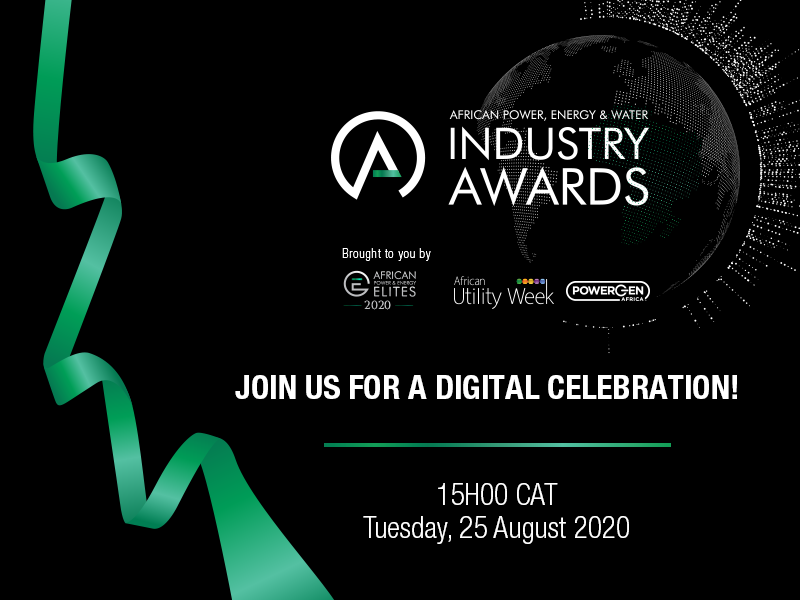 The countdown has started for the annual African Power, Energy & Water Industry Awards