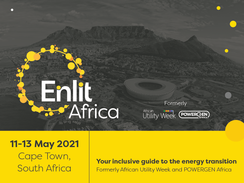 African Utility Week and POWERGEN Africa announces new brand and vision: Enlit Africa, after 20 years