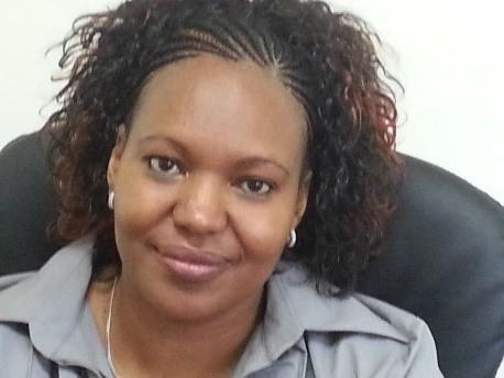Shirley Chauke