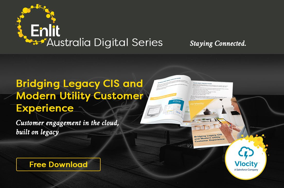 Bridging Legacy CIS and Modern Utility Customer Experience