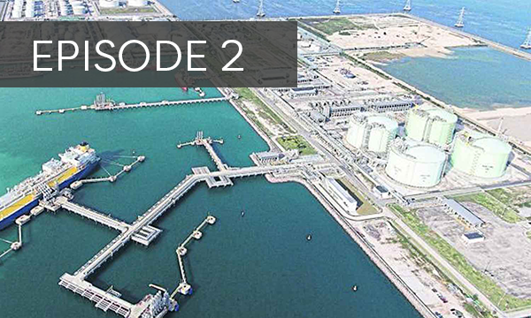 Episode 2: LNG Market Energy Strategies: Supporting EGAT's LNG Ambition