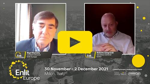 Enlit Europe Interview Roberto Zangrandi EDSO