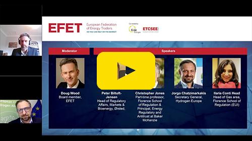 EFET Session 3 Energy Markets Week