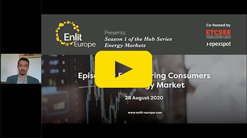 Enlit Europe Energy Markets Hub Series Season 1 Episode 1