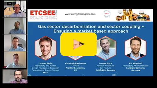 Energy Markets Week gas sector