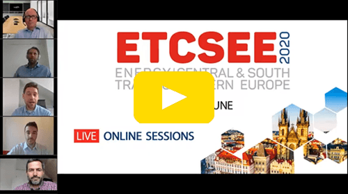 ETCSEE Webinar 10 June gas sector decarbonisation and sector coupling.