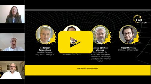 Enlit Europe Grids Hub Series Season 1 Episode 2 Optimised Systems through Sector Integration