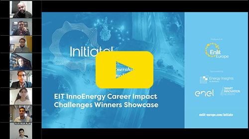 EIT InnoEnergy Career Impact Challenges Winners Showcase