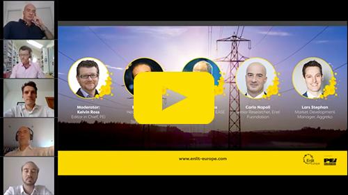 Enlit Europe New Energy Landscape Hub Series Season 2 Episode 2 Innovation in Energy Storage