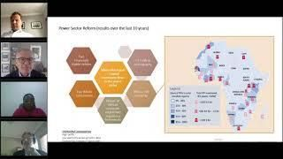 KEYNOTE: Exploring private sector participation in the African power sector