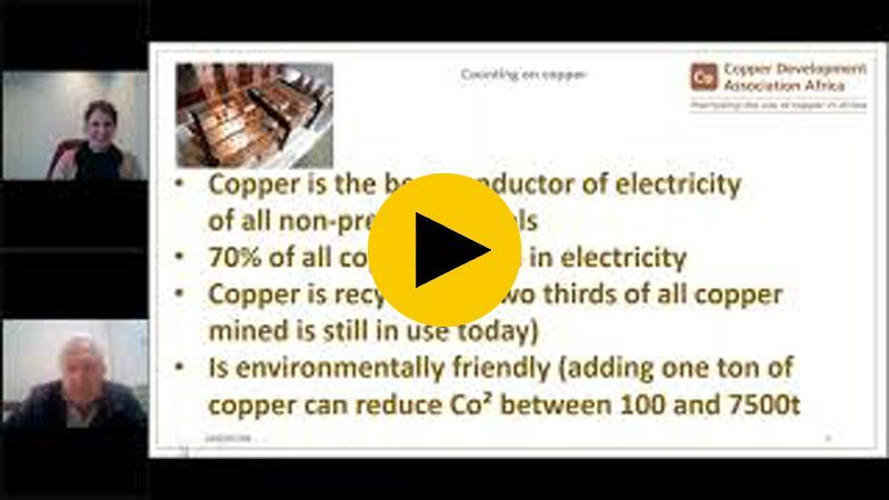 Counting on copper Renewable energy and EV boom drive demand