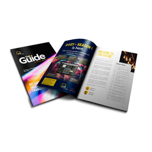 Enlit Europe - The Guide 2021 | Season 1