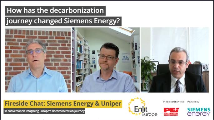 Fireside Chat Siemens Energy