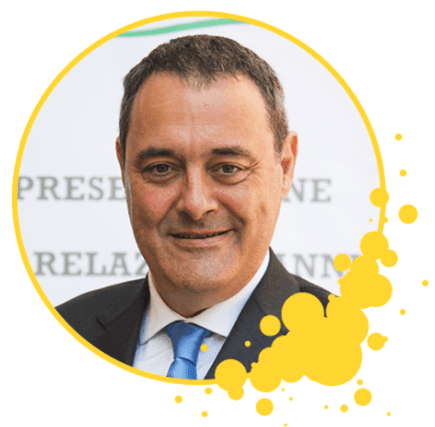 Stefano Besseghini, President of The Italian Regulatory Authority for Energy, Networks and Environment (Arera)