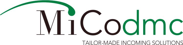 MiCodmc logo DMC agent Enlit Europe 2021